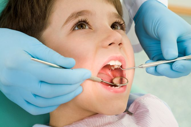 Tips to make your child's dental visits easy
