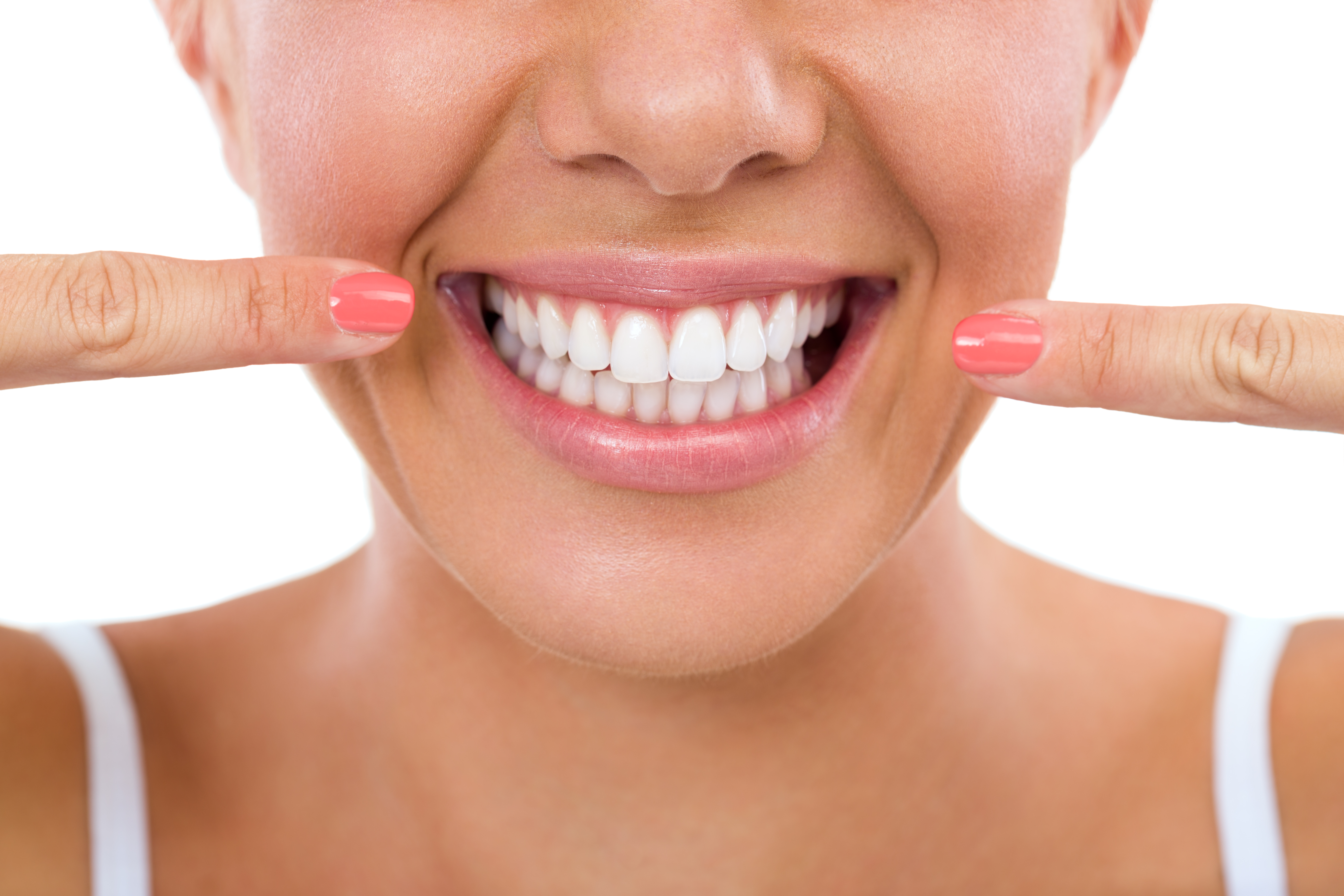 Dentures can be made to blend in with the rest of your smile.