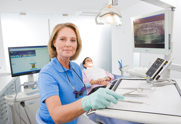 Being the right dentist
