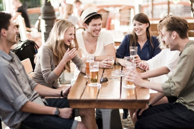 Six ways alcohol abstinence could improve your oral health