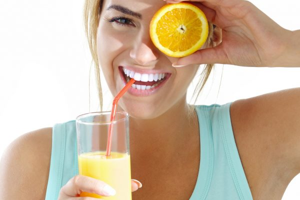 Are oranges bad for your teeth?