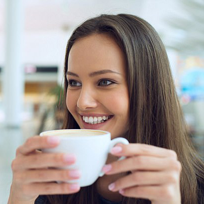 Four tips to protect your teeth against hot drinks this Autumn